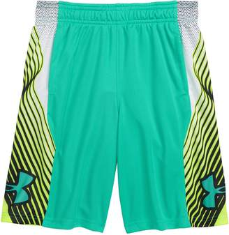 Under Armour Space the Floor HeatGear(R) Shorts