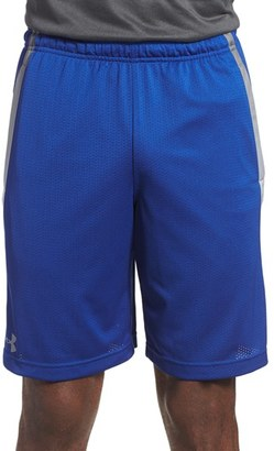 Men's Under Armour 'Ua Tech' Heatgear Training Shorts $29.99 thestylecure.com