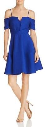 Elliatt Lyssander Cold-Shoulder Dress