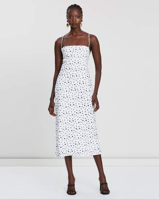 Bec & Bridge Petite Fleur Midi Dress