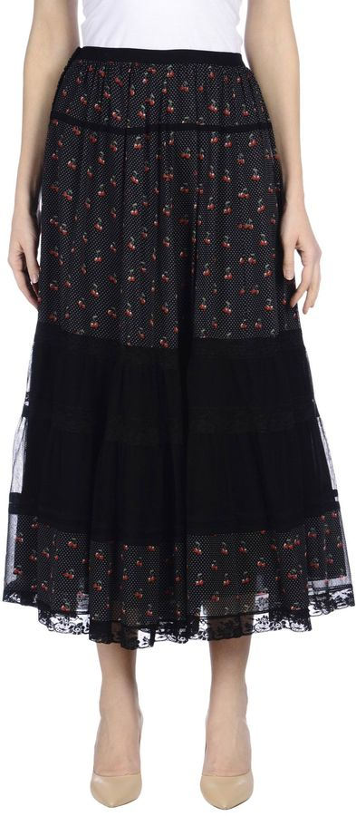 Marc By Marc Jacobs MARC BY MARC JACOBS Long skirts