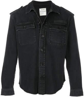 Zadig & Voltaire Texoh denim shirt