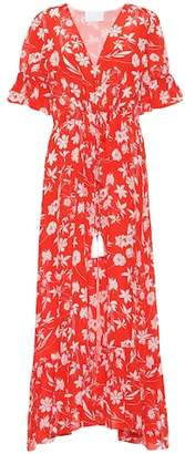 Athena Procopiou Farah floral silk dress