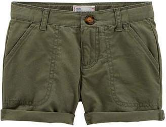Carter's Chino Shorts Girls