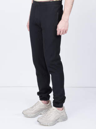 Vetements Logo pach sweat pants