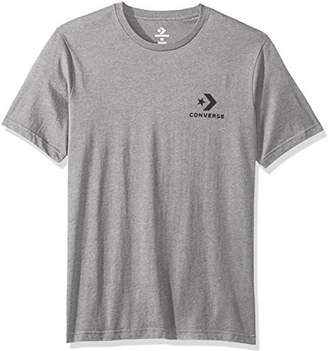 Converse Men's Star Chevron Logo Short Sleeve T-Shirt