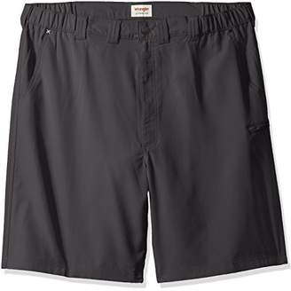 Wrangler Men's Big Tall Authentics Performance Side Elastic Utility Short