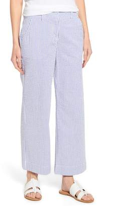 Vineyard Vines Stripe Seersucker Ankle Pants