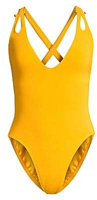 Robin Piccone Women's Luca One-Piece Swimsuit