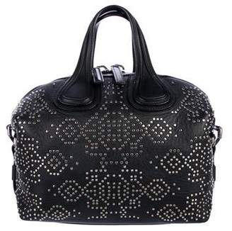 Givenchy Studded Small Nightingale Satchel