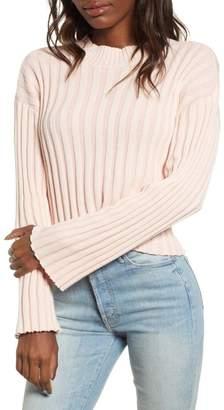 BP Shadow Rib Crop Sweater