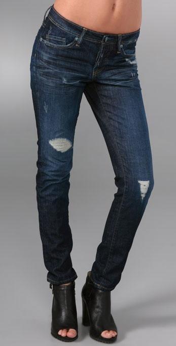 Genetic Denim Davis Slouchy Cigarette Jeans