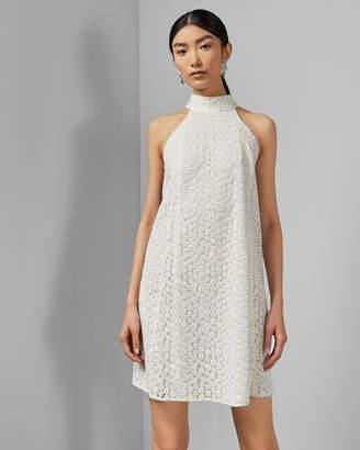 e0c65bf2a Ted Baker DAYSIL Daisy lace halter dress