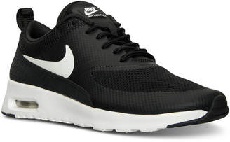Nike Women's Air Max Thea Running Sneakers from Finish Line $94.99 thestylecure.com