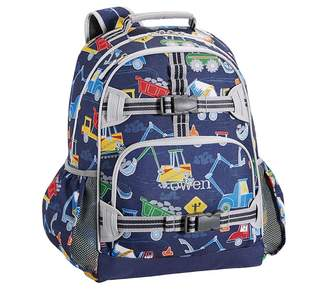 Pottery Barn Kids Mackenzie Play Construction Lunch Bags