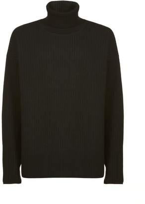 Ami Alexandre Mattiussi Turtleneck Oversized Sweater