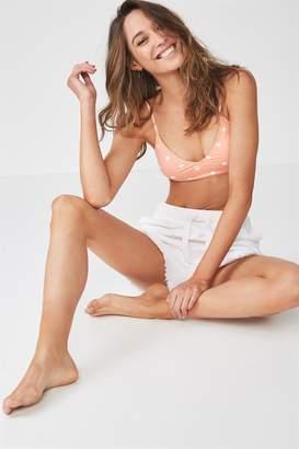 Body V Neck Bralette Bikini Top