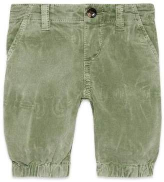 Gucci Baby stretch corduroy trousers