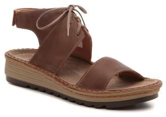 Naot Footwear Alpicola Wedge Sandal