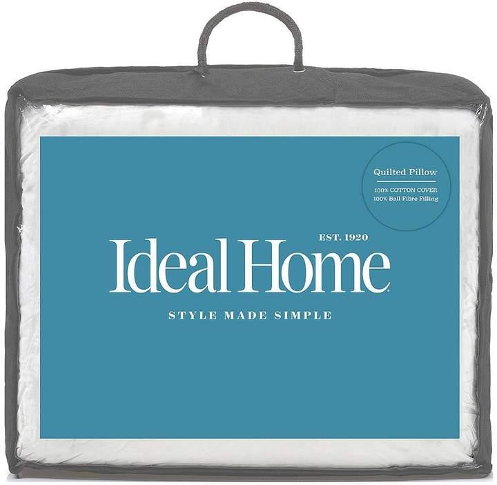 Ideal Home Luxury Like Down Walled Side Sleeper Pillow