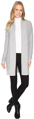 MICHAEL Michael Kors Long Waffle Cardigan $140 thestylecure.com