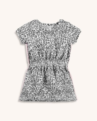 Splendid Little Girl Leopard Print Dress