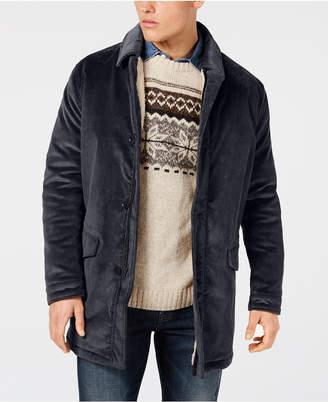 Bar III Men's Classic/Regular Fit Corduroy Overcoat