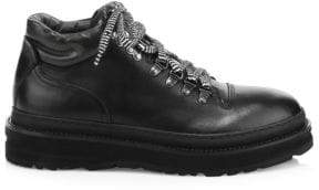 Dunhill All Terrain Leather Hiking Boots