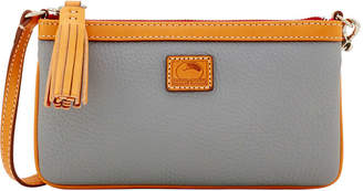 Dooney & Bourke Patterson Leather Large Slim Wristlet