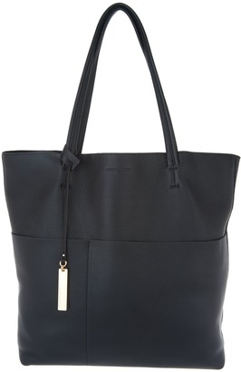 Vince Camuto Leather Tote Bag - Risa