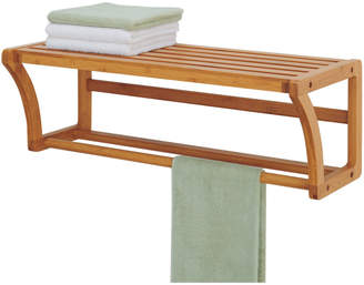 Neu Home Storage Neu Home Wall Mounting Shelf With Towel Bar