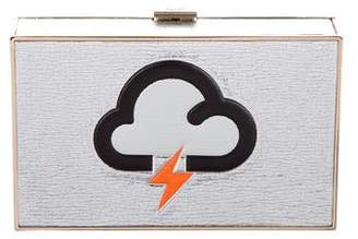 Anya Hindmarch Imperial Weather Clutch w/ Tags