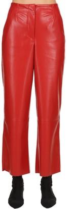 Nanushka Faux Leather Pants