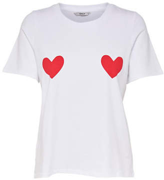 Only Graphic Cotton Tee