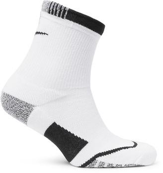 Nike Tennis NikeGrip Elite Crew Tennis Socks $28 thestylecure.com