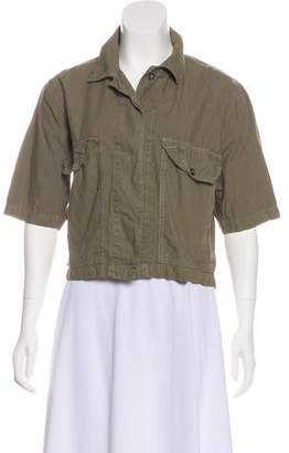 Rag & Bone Causal Button-Up Jacket