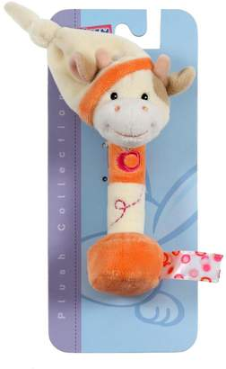 Gipsy Pomme 070154 Rattle Cow 17 cm Orange