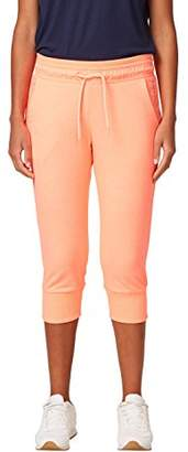 Esprit Women's 048ei1b009 Sports Trousers,8 (Size: X-Small)