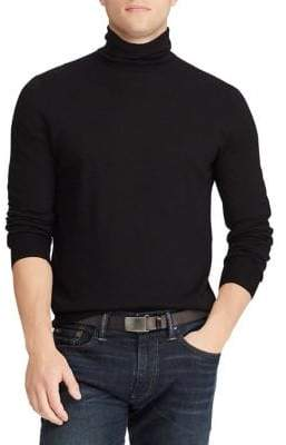 Polo Ralph Lauren Turtleneck Merino Wool Sweater