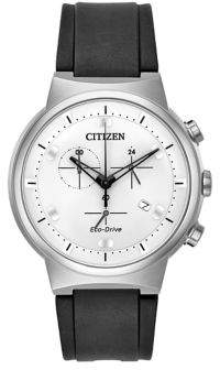 Citizen Eco-Drive Stainless Steel Strap Watch