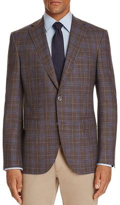 Jack Victor Loro Piana Plaid Classic Fit Sport Coat - 100% Exclusive $695 thestylecure.com