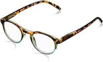 Peepers Unisex-Adult Book Club 934175 Round Reading Glasses
