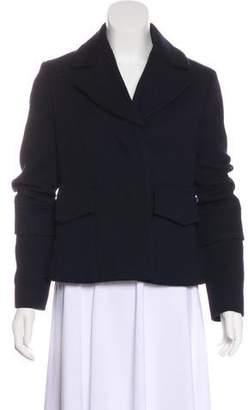 3.1 Phillip Lim Wool Button-Up Jacket
