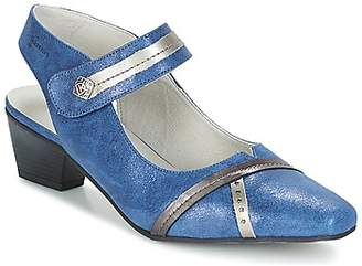 Dorking CONCHA women's Sandals in Blue