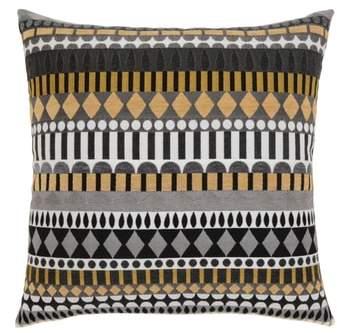 Golden Deco Indoor/Outdoor Accent Pillow