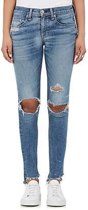Rag & Bone Women's Skinny Distressed Jeans