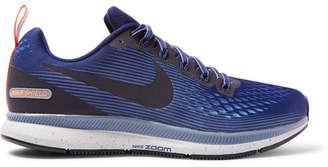 Nike Running Air Zoom Pegasus 34 Shield Flymesh Sneakers