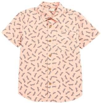 Tucker + Tate BYO Print Woven Shirt (Little Boys & Big Boys)