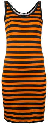 Givenchy striped stretch jersey dress