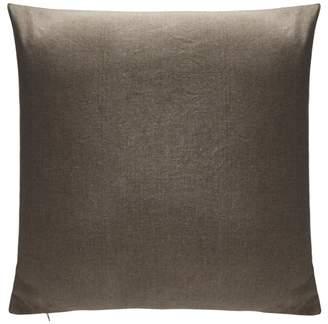 Debenhams Natural Chambray Cushion